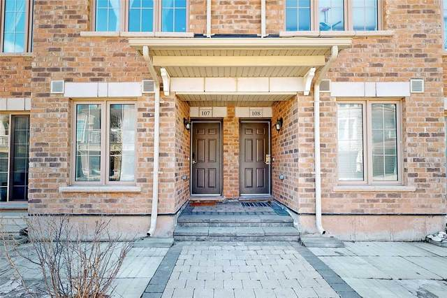 2441 Greenwich Dr #107, Oakville, ON L6M 0S3 (MLS #W5140499) :: Forest Hill Real Estate Inc Brokerage Barrie Innisfil Orillia