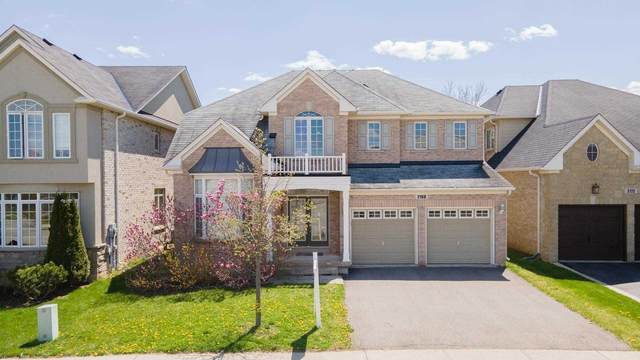 2168 Colonel William Pkwy, Oakville, ON L6M 0B8 (#W5208800) :: The Ramos Team