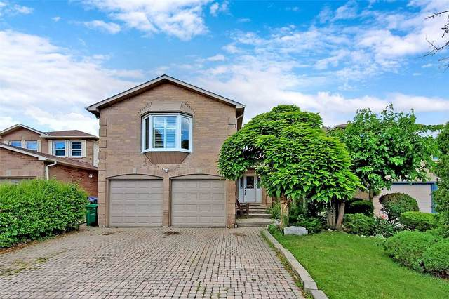 308 Wallenberg Cres, Mississauga, ON L5B 3M9 (#W5293081) :: The Ramos Team