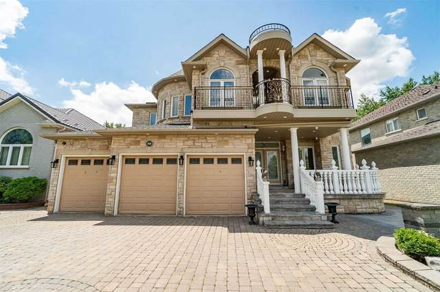 6880 Campbell Settler Crt, Mississauga, ON L5W 1B3 (#W5302340) :: The Ramos Team