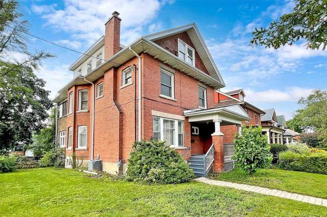 64 Queen's Dr, Toronto, ON M9N 2H6 (#W5314325) :: The Ramos Team