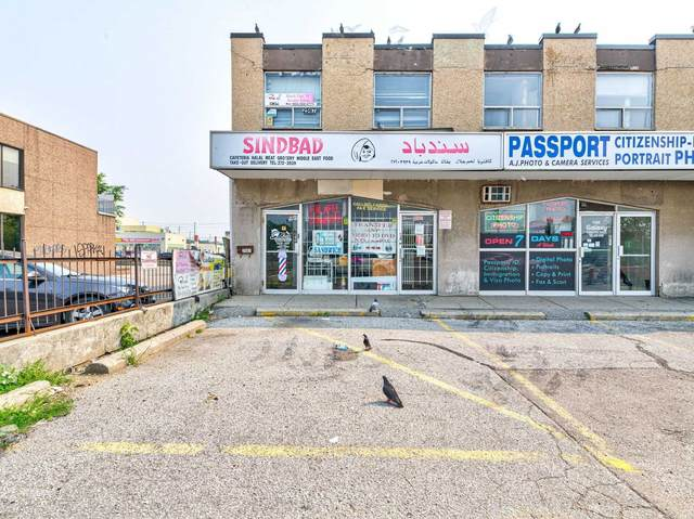 2565 Hurontario St, Mississauga, ON L5A 2G4 (#W5326557) :: The Ramos Team