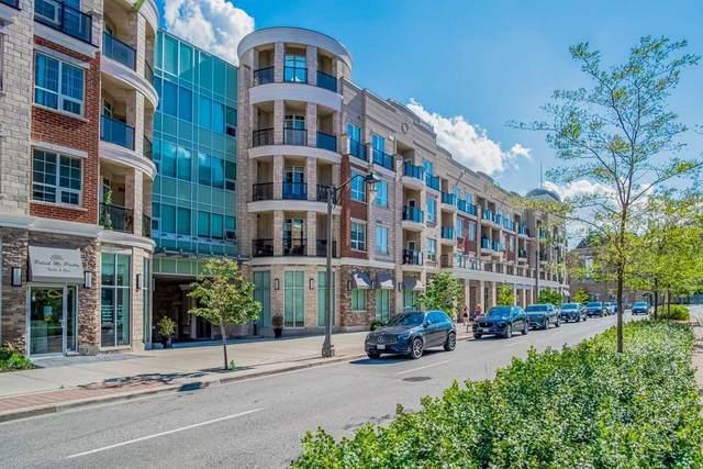 216 Oak Park Blvd #205, Oakville, ON L6H 7S8 (#W5366954) :: Royal Lepage Connect