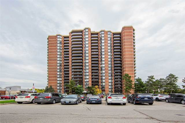 234 Albion Rd #606, Toronto, ON M9W 6A5 (#W5368560) :: Royal Lepage Connect