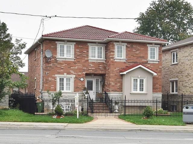 2787 Weston Rd, Toronto, ON M9M 0A9 (#W5393307) :: Royal Lepage Connect