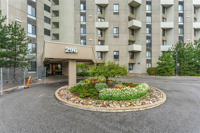 296 Mill Rd C6, Toronto, ON M9C 4X8 (#W5393744) :: Royal Lepage Connect
