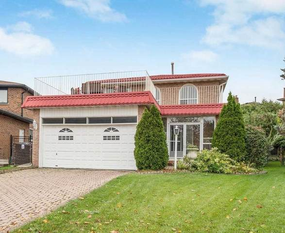 42 Pottery Cres, Brampton, ON L6S 3S3 (#W5394154) :: Royal Lepage Connect