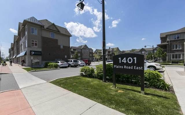 1401 E Plains Rd #14, Burlington, ON L7R 3P9 (#W5395858) :: Royal Lepage Connect