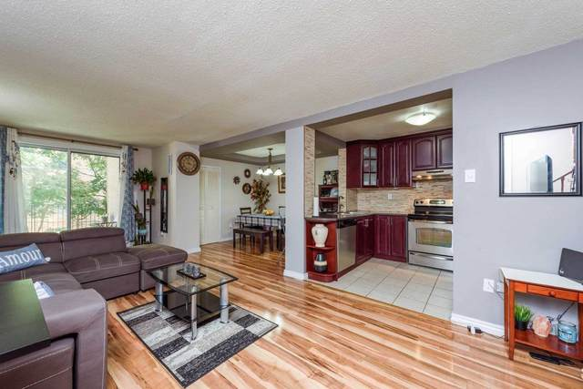 2095 Roche Crt #127, Mississauga, ON L5K 2C8 (#W5396200) :: Royal Lepage Connect