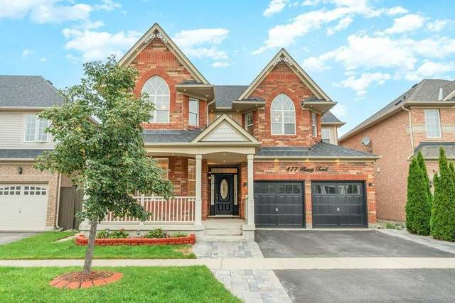 877 Bessy Tr, Milton, ON L9T 0G8 (#W5398892) :: Royal Lepage Connect