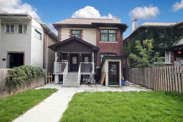 3,5 Temple Ave, Toronto, ON M6K 1C7 (#W5401246) :: Royal Lepage Connect