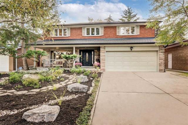 8 Bosworth Ave, Toronto, ON M9A 4T5 (#W5408583) :: Royal Lepage Connect
