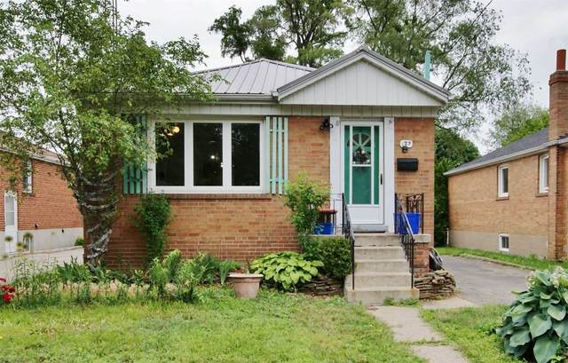125 North Carson St, Toronto, ON M8W 4C7 (#W5409480) :: Royal Lepage Connect