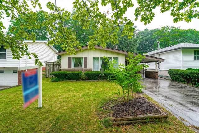 635 Blue Forest Hill, Burlington, ON L7L 4H4 (#W5411715) :: Royal Lepage Connect