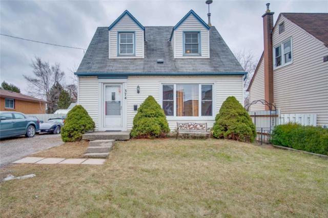 374 Melvin Ave, Hamilton, ON L8H 2L3 (#X4352842) :: Jacky Man | Remax Ultimate Realty Inc.
