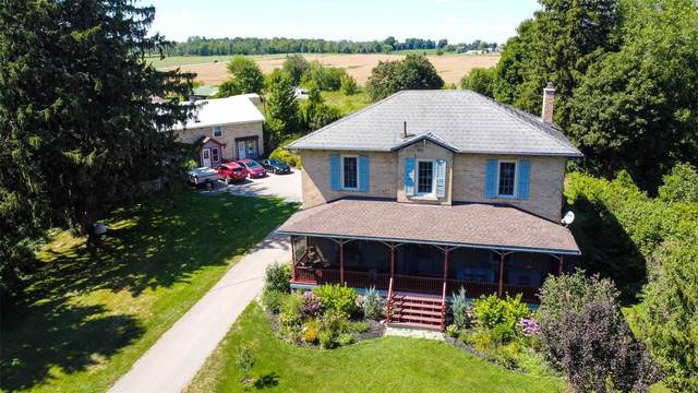 3542 Huron Rd, Wilmot, ON N3A 3C9 (MLS #X4874501) :: Forest Hill Real Estate Inc Brokerage Barrie Innisfil Orillia