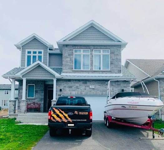 1114 Woodhaven Dr, Kingston, ON K7P 0R7 (#X4901607) :: The Ramos Team