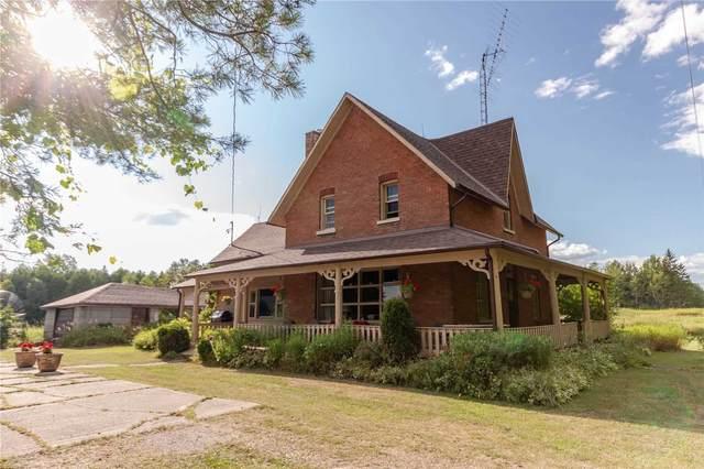 689 Northline Rd, Kawartha Lakes, ON K0M 1N0 (MLS #X5073049) :: Forest Hill Real Estate Inc Brokerage Barrie Innisfil Orillia