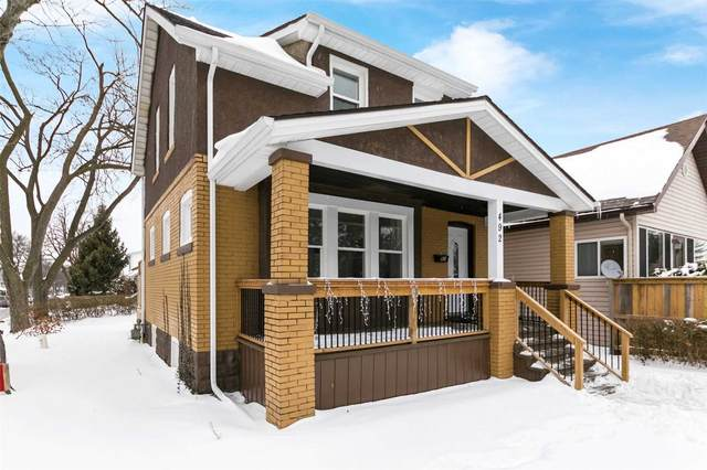 492 Pine St, Windsor, ON N9A 6E4 (MLS #X5122383) :: Forest Hill Real Estate Inc Brokerage Barrie Innisfil Orillia