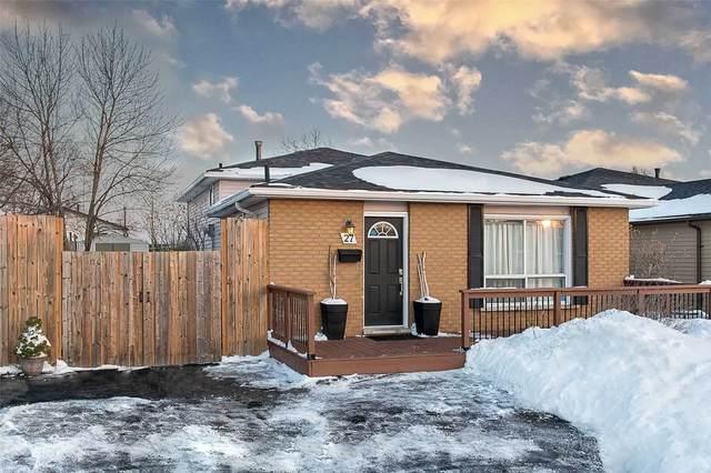 27 Lambert St, Hamilton, ON L8V 4N6 (MLS #X5125183) :: Forest Hill Real Estate Inc Brokerage Barrie Innisfil Orillia