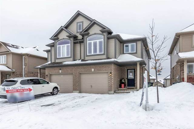 93 Oakes Cres, Guelph, ON N1E 0J5 (#X5125269) :: The Johnson Team