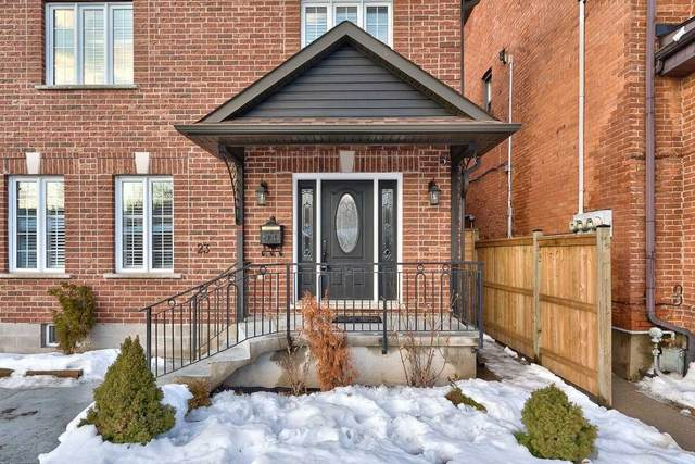 23 Grove St, Hamilton, ON L8N 1P4 (#X5127278) :: The Johnson Team