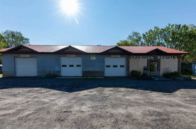 3 Queen St, Parry Sound, ON P2A 2W1 (#X5310108) :: The Ramos Team