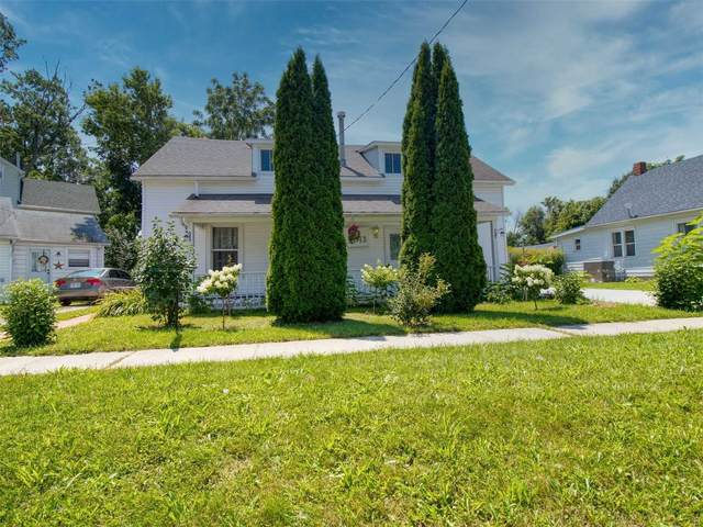 13 George St, Chatham-Kent, ON N8A 2S9 (#X5371420) :: Royal Lepage Connect