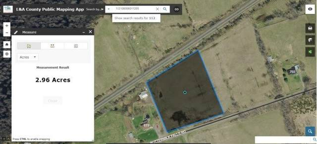 Lot A Buttermilk Falls Rd, Greater Napanee, ON K0K 2W0 (#X5375701) :: Royal Lepage Connect
