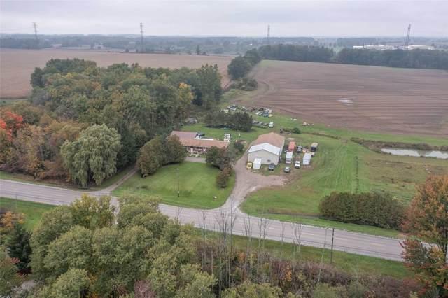 741 Norfolk County 19 E Rd, Norfolk, ON N0E 1Z0 (#X5394928) :: Royal Lepage Connect