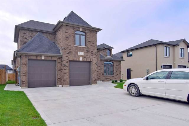 952 Westwood Dr, Lakeshore, ON N0R 1A0 (#X5403559) :: Royal Lepage Connect