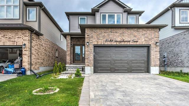 3434 Georgeheriot Lane, London, ON N6L 0A5 (#X5404142) :: Royal Lepage Connect