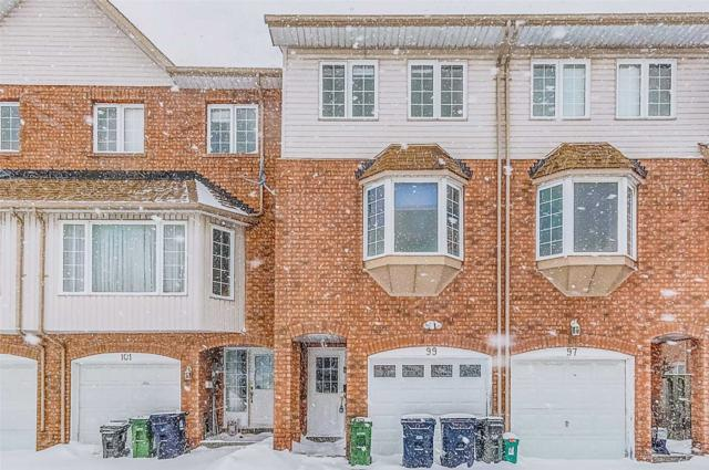 99 Sufi Cres, Toronto, ON M4A 2X2 (#C4367879) :: Jacky Man | Remax Ultimate Realty Inc.