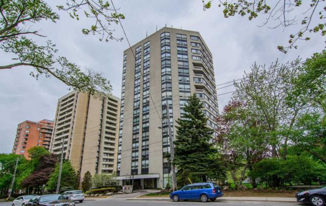 240 W Heath St #1203, Toronto, ON M5P 3L5 (#C4387311) :: Jacky Man | Remax Ultimate Realty Inc.