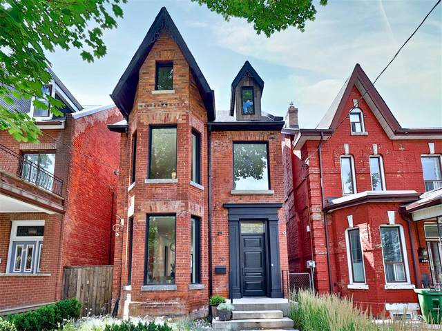 136 Dovercourt Rd, Toronto, ON M6J 3C4 (#C4850678) :: The Ramos Team