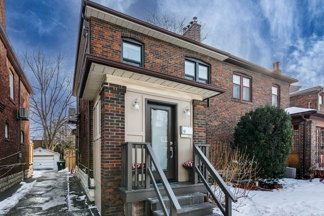 279 Brookdale Ave, Toronto, ON M5M 1P6 (#C5113830) :: The Johnson Team