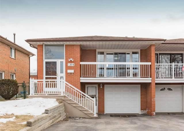 184 Shawnee Circ, Toronto, ON M2H 2Y4 (MLS #C5138486) :: Forest Hill Real Estate Inc Brokerage Barrie Innisfil Orillia