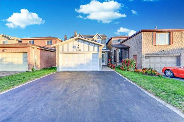 1664 Fairfield Cres, Pickering, ON L1V 6H5 (#E4907086) :: The Ramos Team