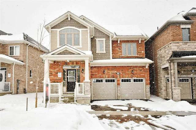 185 Westfield Dr, Whitby, ON L1P 0G2 (#E5122081) :: The Johnson Team