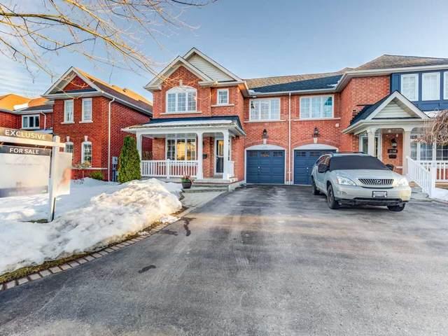 2148 Erin Gate Blvd, Pickering, ON L1X 2V3 (MLS #E5129691) :: Forest Hill Real Estate Inc Brokerage Barrie Innisfil Orillia