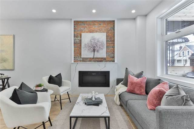 999 Logan Ave, Toronto, ON M4K 3E6 (MLS #E5132884) :: Forest Hill Real Estate Inc Brokerage Barrie Innisfil Orillia