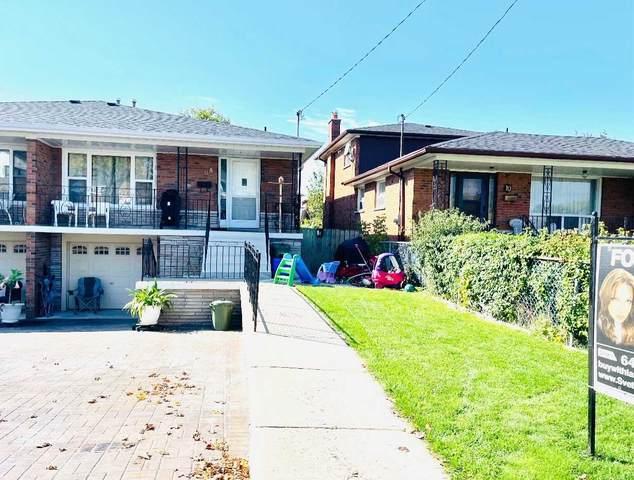 8 Kilmarnock Ave, Toronto, ON M1K 1Y4 (#E5403933) :: Royal Lepage Connect