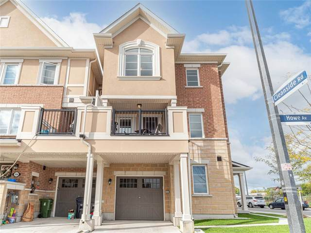 57 Cleanside Rd, Toronto, ON M1L 4A8 (#E5409269) :: Royal Lepage Connect