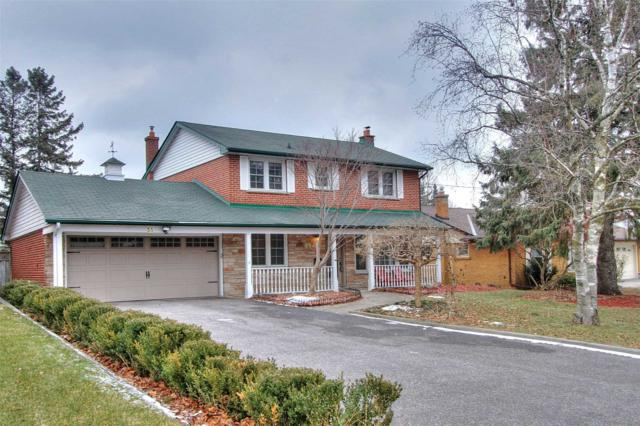 33 Lincoln Green Dr, Markham, ON L3P 1R6 (#N4338387) :: Jacky Man   Remax Ultimate Realty Inc.
