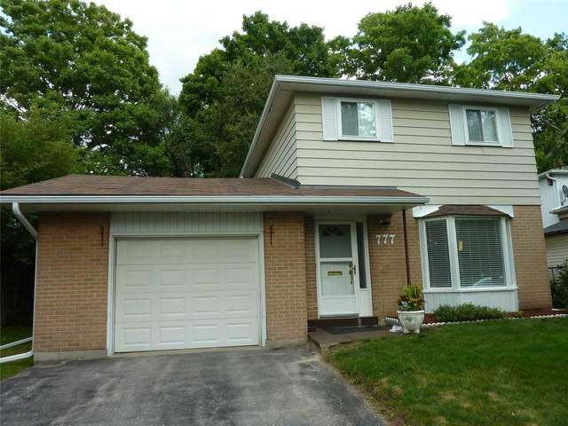 777 Greenfield Cres, Newmarket, ON L3Y 3B2 (#N4918204) :: The Ramos Team