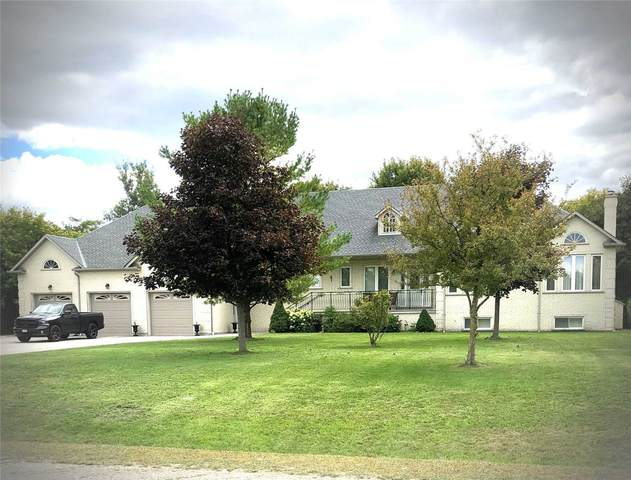 27 George Pipher Lane, Whitchurch-Stouffville, ON L4A 1M4 (#N4925558) :: The Ramos Team