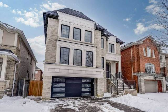 23 Oak Ave, Richmond Hill, ON L4C 6R5 (MLS #N5119679) :: Forest Hill Real Estate Inc Brokerage Barrie Innisfil Orillia