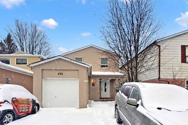 694 Beman Dr, Newmarket, ON L3Y 4Z2 (MLS #N5125116) :: Forest Hill Real Estate Inc Brokerage Barrie Innisfil Orillia