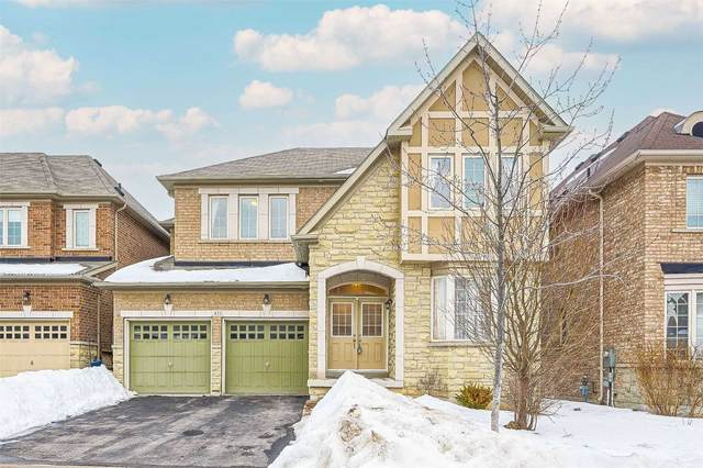 433 Mavrinac Blvd, Aurora, ON L4G 0J8 (MLS #N5127054) :: Forest Hill Real Estate Inc Brokerage Barrie Innisfil Orillia