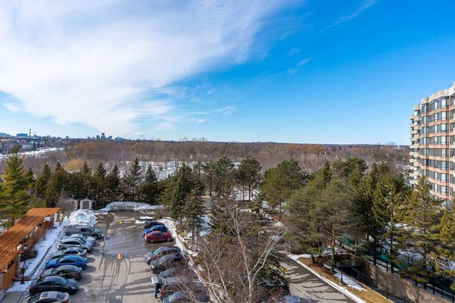610 Bullock Dr #613, Markham, ON L3R 0G1 (MLS #N5127150) :: Forest Hill Real Estate Inc Brokerage Barrie Innisfil Orillia